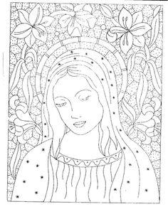 Gallery.ru / Фото #94 - disegni ricamo - antonellag