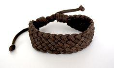 Palu Weave Bracelet from www.kurakura.co.za Woven Bracelets, Bangles, Leather Weaving, Weave, Jewelry, Fabric Cuff Bracelets, Bangle Bracelets, Jewellery Making, Bracelets