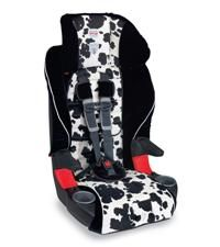 Britax Frontier85. Great for your bigger toddler/kid. Allows you to use 5pt harness for a much longer time than most seats but then it converts to use your car's seatbelt as well. Very well made. Comfortable. No complaints from my boy at all. Love the 2 cupholders and armrests! Fuss free belts and clips as well. Love Britax! I started using this seat for my boy at about 3.5 years old.