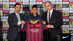 Neymar Jr. #FCBarcelona