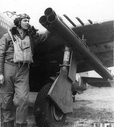 P-47 rocket tubes