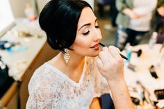 New Orleans Based Makeup Artist And Hair Team For Bridal Wedding Commercial Photography Special Events