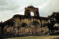 Manila Cathedral - September  1954