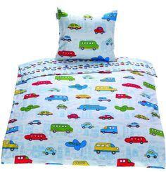 5c7484105d6 Blue cars essenza enkelt børne sengetøj 140x200cm Silkedyne › Største  udvalg af silkedyner. Køb her