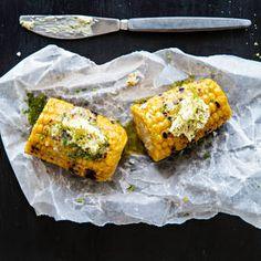 Grillattu maissi ja harissamaustevoi |K-Ruoka #grillaus
