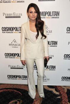 Mila Kunis named Cosmos fun, fearless female