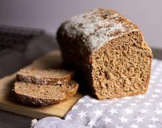 Pan de espelta integral en el horno - oleka