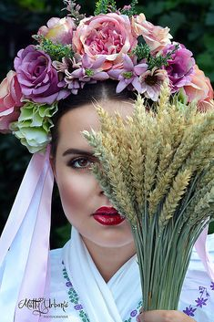 LUXURYday / Parta Heart Of Europe, Flowers For You, Your Hair, Hair Makeup, Urban, Hair Styles, Image, Czech Republic, Lips