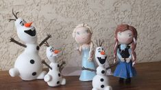 Frozen - Olaf Biscuit