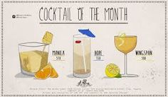 cocktail of the month - Google Search Menu Boards, Cocktails, Fruit, Google Search, Food, Craft Cocktails, Essen, Cocktail, Meals
