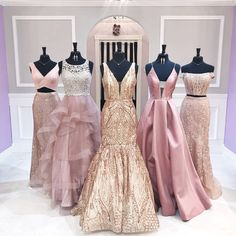 Make your dreams come true 💖 Shop the best style, selection, & service for only at Mimi's! Pretty Prom Dresses, Pink Prom Dresses, Gala Dresses, Pageant Dresses, Homecoming Dresses, Beautiful Dresses, Evening Dresses, Formal Dresses, Prom Outfits