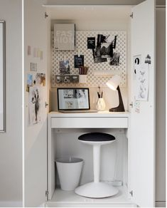 10 Inspiring Home Workspace Ideas from IKEA's Stylists | Poppytalk