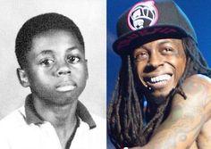 Lil' Wayne. Then.