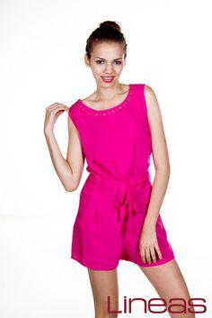 Jumper, Modelo 17473. Precio $250 MXN  #Lineas #outfit #moda #tendencias #2014 #ropa #prendas #estilo #primavera #jumper