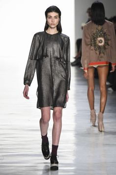 Marcel Ostertag, Otoño/Invierno 2017, New York, Womenswear