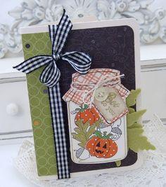 Boo to You Handmade Card Set