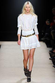 Fotos de Pasarela | Isabel Marant, pret-a-porter, ready-to-wear, Paris, Semana de la Moda de Paris, fall/winter 2012/2013, otoño/invierno 2012/2013, Otoño Invierno 2012/2013 París | 30 de 42 | Vogue