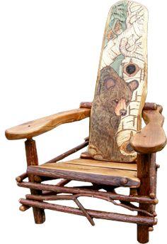 Adirondack furniture on Pinterest | Adirondack Furniture, Adirondack ...