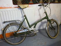 Vintage Bicycle - Dawes Kingpin Shopper