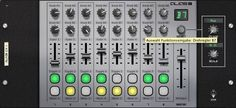 Alias8 CV Controller Rack Extension For Reason By Peff