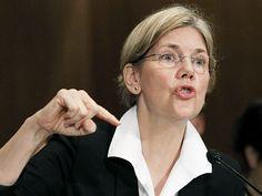 Every time I turn around this lady is saying something brilliant: Elizabeth Warren