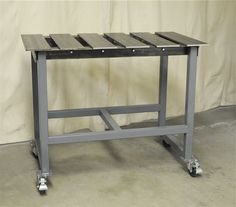 New Welding Table - WeldingWeb™ - Welding forum for pros and enthusiasts