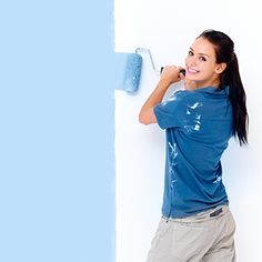 Painting can be a daunting process sometimes. But Mica is here to help. From masking an area, to mixing paint to painting an area view our tips here and make painting a dream.