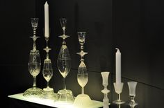 Gorgeous candle holders