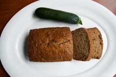 Moist and delicious zucchini bread! One of my... - SWANKY DESSERTS