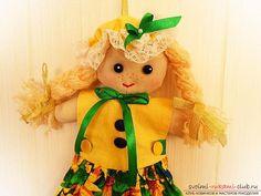 Как выкроить куклу. Фото №1