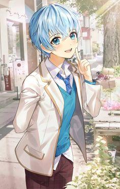Anime Neko, Anime Eyes, Kawaii Anime Girl, Anime Art, Cool Anime Guys, Cute Anime Boy, Anime Boy Zeichnung, Anime Prince, Chibi Boy