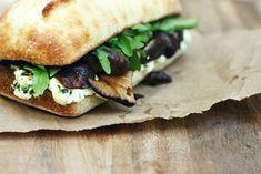 Mushrooms Canada Blog: Mushrooms Masters: A Tournament of Taste - Lunch Row