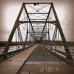 Walnut Street Bridge - photo by Joseph Skompski