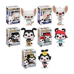 Animaniacs & Pinky and the Brain Pops are coming soon!