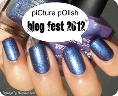 Liquid Jelly: piCture pOlish Blog Fest 2012: Warning! May Put Your Head in Orbit!
