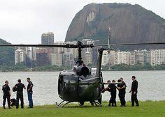 Polícia Civil Estado do Rio de Janeiro - SAER – Serviço Aeropolicial (Brasil).  http://g1.globo.com/Noticias/Rio/0,,MUL882616-5606,00-CAVEIRAO+DO+AR+FAZ+SUA+ESTREIA+EM+OPERACOES+DA+POLICIA+CIVIL.html