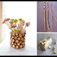 10 Useful Creative DIY Pencil Holder Ideas - some great ideas here!