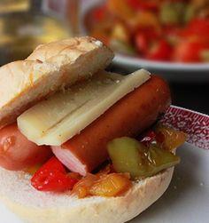 Panino Tirolese #italianfood #italianrecipes #cookingideas #foodideas #foodphotography