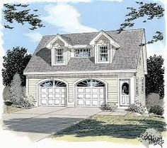 Image result for carriage style garage plans
