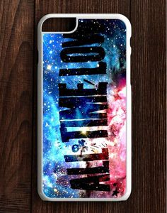 All Time Low Galaxy Nebula iPhone 6 Plus | 6S Plus Case