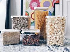 GastroMax dry food containers