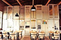 Restaurant Coeur d'Artichaut en pop-up bar Gaston maakten kans op een internationale designprijs voor horecazaken. Helaas grepen ze uiteindelijk naast de prijzen.
