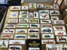 Colección completa Juguetes de Antaño de Paya