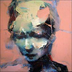 Ausencia xxi by Paul Riz