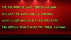 Shayari Hi Shayari: Teri khushbu ko zara mehsus karunga
