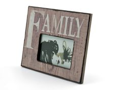 DISTRESSED 4X6 FAMILY NAT