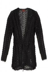 Lurex Lace Cardigan by MISSONI. Available in-store and on Boutique1.com