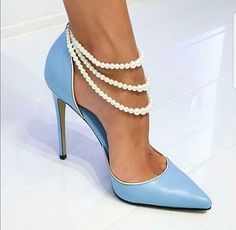 32 Stiletto Shoes You Will Definitely Want To Save - Shoes F.- 32 Stiletto Shoes You Will Definitely Want To Save Shoes Stiletto Shoes, Pumps Heels, Strappy Heels, Sexy Heels, Pretty Shoes, Beautiful Shoes, Dream Shoes, Hot Shoes, Lace Shoes