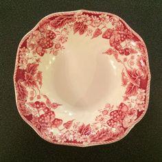 "6 1/4"" square cereal bowl From NanasCherishedChina on Etsy"