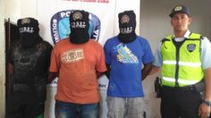 Tres personas detenidas por presunto contrabando de 300 cauchos